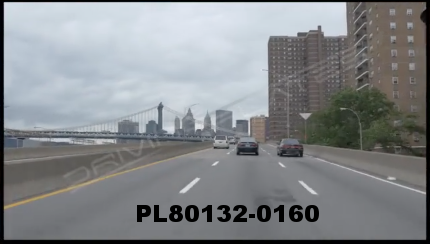 Vimeo clip HD & 4k Driving Plates New York City PL80132-0160