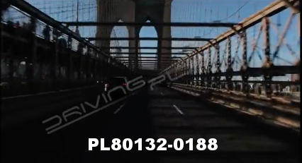 Vimeo clip HD & 4k Driving Plates New York City PL80132-0188