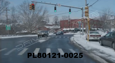 Vimeo clip HD & 4k Driving Plates Northampton, MA PL80121-0025
