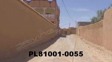 Vimeo clip HD & 4k Driving Plates Ouarzazate, Morocco PL81001-0055