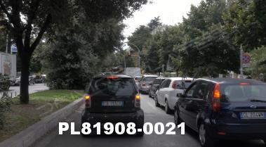 Vimeo clip HD & 4k Driving Plates Rome, Italy PL81908-0021