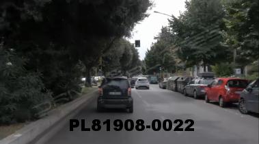 Vimeo clip HD & 4k Driving Plates Rome, Italy PL81908-0022