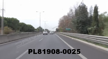 Vimeo clip HD & 4k Driving Plates Rome, Italy PL81908-0025