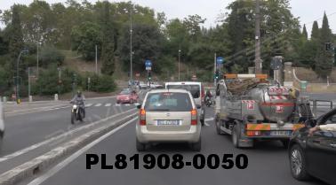 Vimeo clip HD & 4k Driving Plates Rome, Italy PL81908-0050