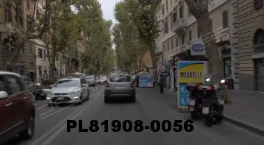 Vimeo clip HD & 4k Driving Plates Rome, Italy PL81908-0056