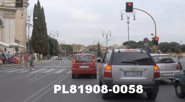 Vimeo clip HD & 4k Driving Plates Rome, Italy PL81908-0058