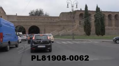 Vimeo clip HD & 4k Driving Plates Rome, Italy PL81908-0062