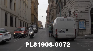 Vimeo clip HD & 4k Driving Plates Rome, Italy PL81908-0072