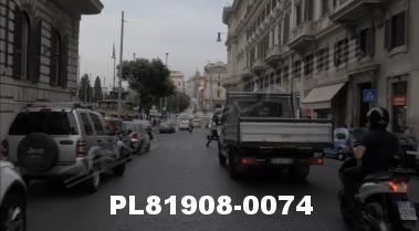 Vimeo clip HD & 4k Driving Plates Rome, Italy PL81908-0074