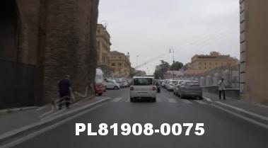 Vimeo clip HD & 4k Driving Plates Rome, Italy PL81908-0075