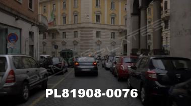 Vimeo clip HD & 4k Driving Plates Rome, Italy PL81908-0076