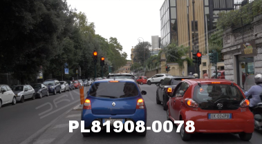 Vimeo clip HD & 4k Driving Plates Rome, Italy PL81908-0078