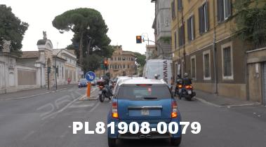 Vimeo clip HD & 4k Driving Plates Rome, Italy PL81908-0079