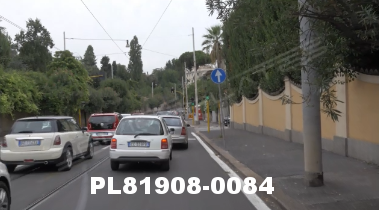 Vimeo clip HD & 4k Driving Plates Rome, Italy PL81908-0084