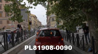 Vimeo clip HD & 4k Driving Plates Rome, Italy PL81908-0090