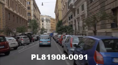 Vimeo clip HD & 4k Driving Plates Rome, Italy PL81908-0091