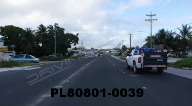 Vimeo clip HD & 4k Driving Plates Saipan, CNMI PL80801-0039