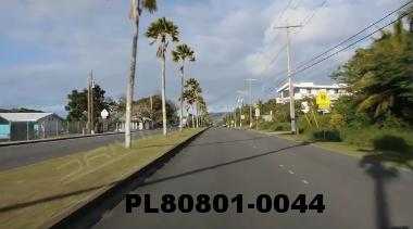 Vimeo clip HD & 4k Driving Plates Saipan, CNMI PL80801-0044