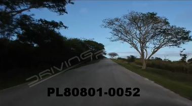 Vimeo clip HD & 4k Driving Plates Saipan, CNMI PL80801-0052
