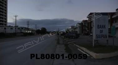 Vimeo clip HD & 4k Driving Plates Saipan, CNMI PL80801-0059