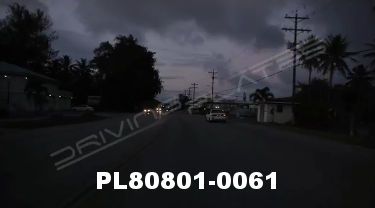 Vimeo clip HD & 4k Driving Plates Saipan, CNMI PL80801-0061