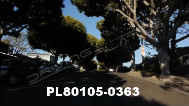 Vimeo clip HD & 4k Driving Plates Santa Monica, CA PL80105-0363