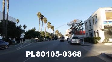 Vimeo clip HD & 4k Driving Plates Santa Monica, CA PL80105-0368