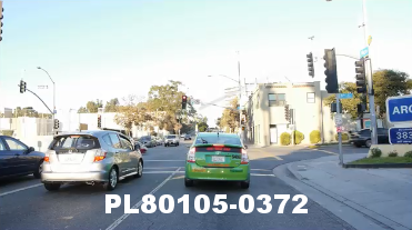 Vimeo clip HD & 4k Driving Plates Santa Monica, CA PL80105-0372