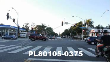 Vimeo clip HD & 4k Driving Plates Santa Monica, CA PL80105-0375