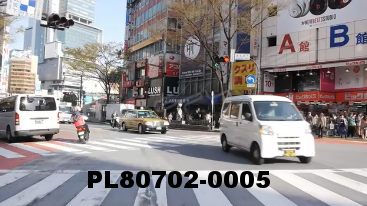 Vimeo clip HD & 4k Driving Plates Tokyo, Japan PL80702-0005