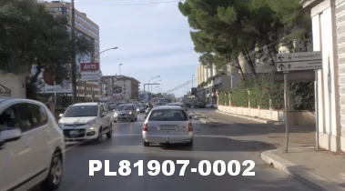Vimeo clip HD & 4k Driving Plates Bari, Italy PL81907-0002