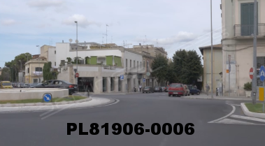 Vimeo clip HD & 4k Driving Plates Matera, Italy PL81906-0006