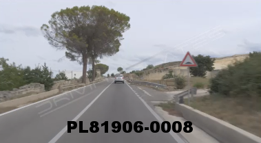 Vimeo clip HD & 4k Driving Plates Matera, Italy PL81906-0008