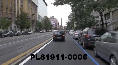 Vimeo clip HD & 4k Driving Plates Milan, Italy PL81911-0005