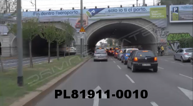 Vimeo clip HD & 4k Driving Plates Milan, Italy PL81911-0010