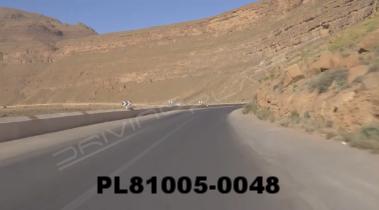 Vimeo clip HD & 4k Driving Plates Mountains, Morocco PL81005-0048