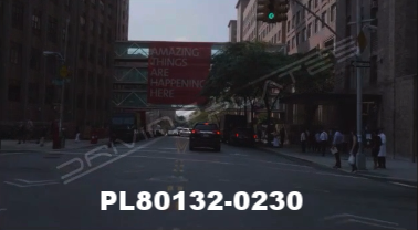 Vimeo clip HD & 4k Driving Plates New York City PL80132-0230