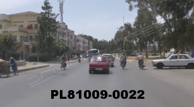 Vimeo clip HD & 4k Driving Plates Sale, Morocco PL81009-0022