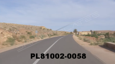 Vimeo clip HD & 4k Driving Plates Tizi N'Tichka Pass, Morocco PL81002-0058