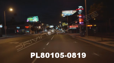 Vimeo clip HD & 4k Driving Plates Los Angeles, CA PL80105-0819