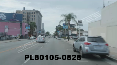 Vimeo clip HD & 4k Driving Plates Los Angeles, CA PL80105-0828