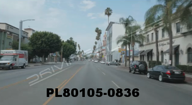 Vimeo clip HD & 4k Driving Plates Los Angeles, CA PL80105-0836