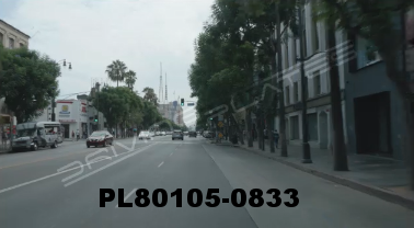Vimeo clip HD & 4k Driving Plates Los Angeles, CA PL80105-0833