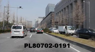 Vimeo clip HD & 4k Driving Plates Tokyo, Japan PL80702-0191