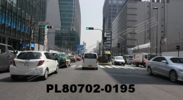 Vimeo clip HD & 4k Driving Plates Tokyo, Japan PL80702-0195