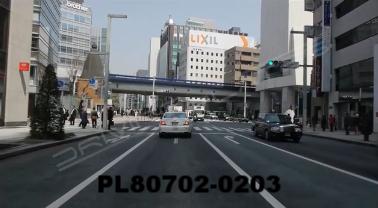 Vimeo clip HD & 4k Driving Plates Tokyo, Japan PL80702-0203