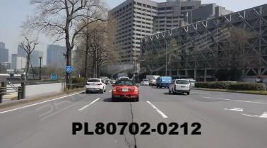 Vimeo clip HD & 4k Driving Plates Tokyo, Japan PL80702-0212
