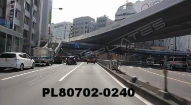 Vimeo clip HD & 4k Driving Plates Tokyo, Japan PL80702-0240