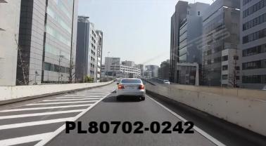 Vimeo clip HD & 4k Driving Plates Tokyo, Japan PL80702-0242