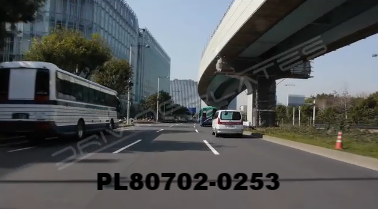 Vimeo clip HD & 4k Driving Plates Tokyo, Japan PL80702-0253